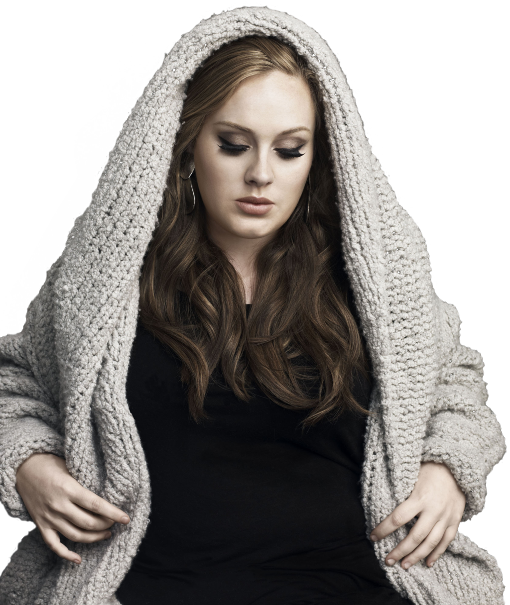 Adele Clipart PNG Image