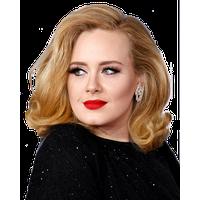 Adele Photo PNG Image