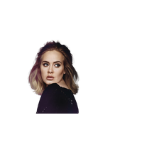 Adele Picture PNG Image