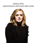 Adele Png by hoechlin11