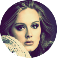 Adele png C: by MarinellaNella