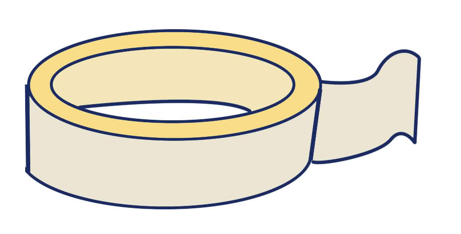 Adhesive Tape Clipart