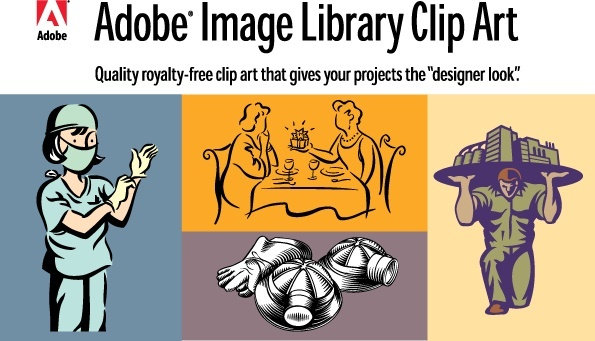 Adobe Image Library ClipArt