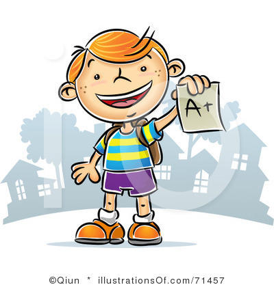Clipart Student