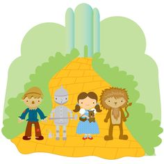 Adorable Wizard of Oz Shirt o - Wizard Of Oz Clipart