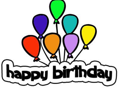 Adult Birthday Party Clip Art - Free Clip Art Birthday