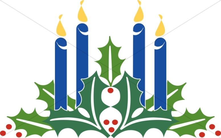 Advent Candles Clipart Christmas-Advent Candles Clipart Christmas-12