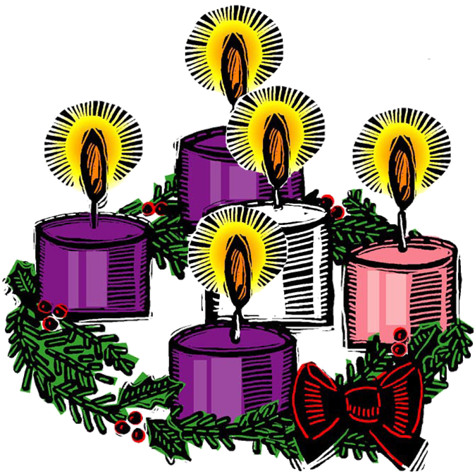 Advent Wreath Clipart Advent Wreath