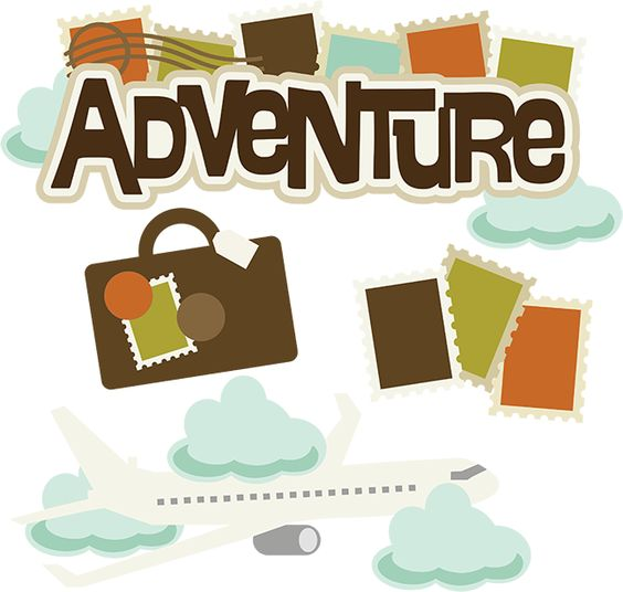 Adventure SVG airplane svg vacation svg vaction clipart cute clip art cute vacation clipart
