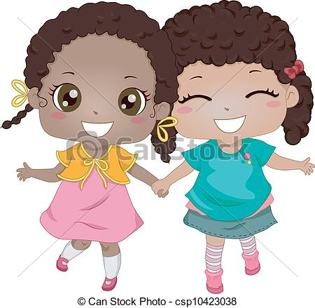African-American Best Friends .-African-American Best Friends .-18