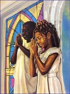 African American Christian Clipart #1-African American Christian Clipart #1-6