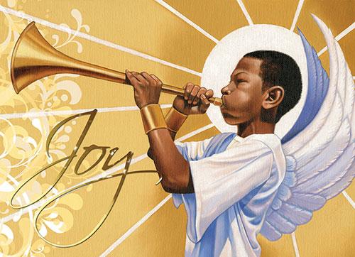 African American Christmas .