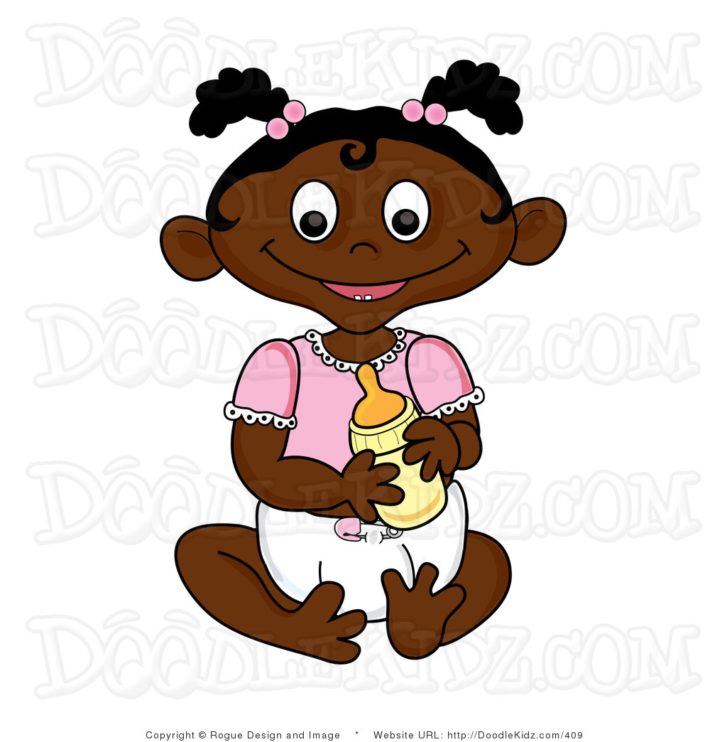 African American Girl Student Clipart | Clipart Panda - Free .
