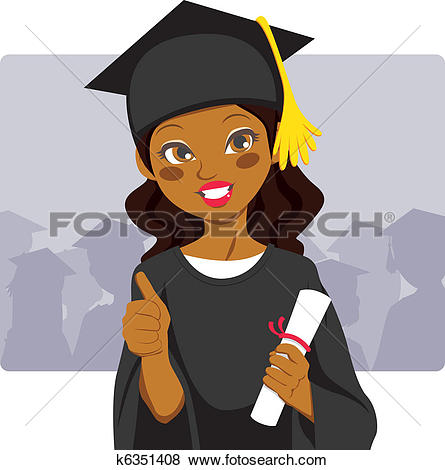 African American Graduate-African American Graduate-8