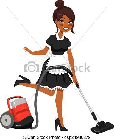 Maid Clip Art