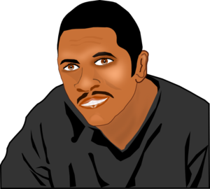 African American Male Clip Ar - African American Clipart