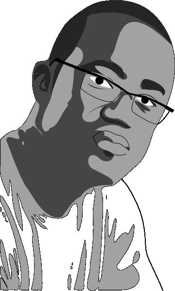 African American Man Clip Art At Clker Com Vector Clip Art Online