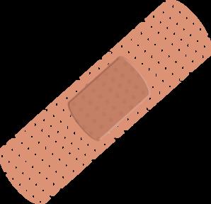 Bandaid Clip Art
