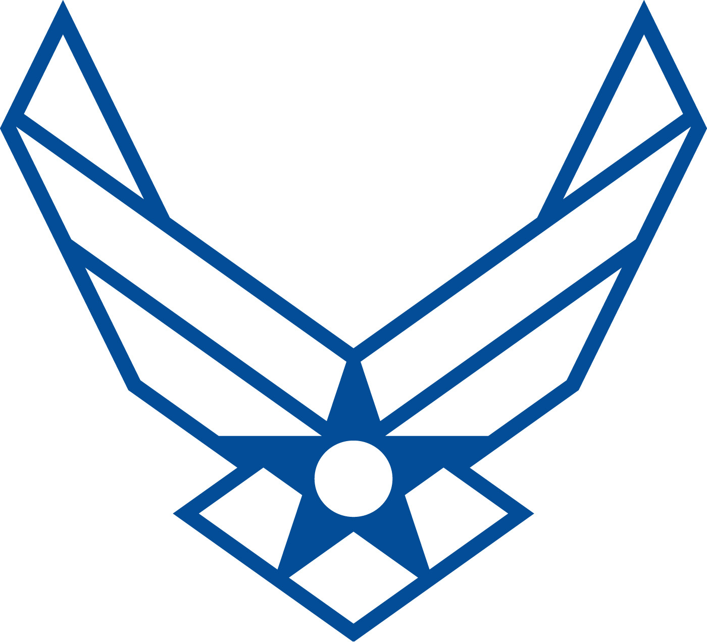 ... Air Force Emblem Clip Art ...