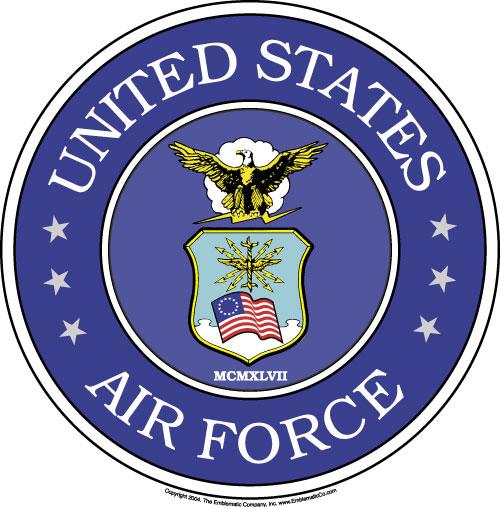 Air Force Emblems Clipart .