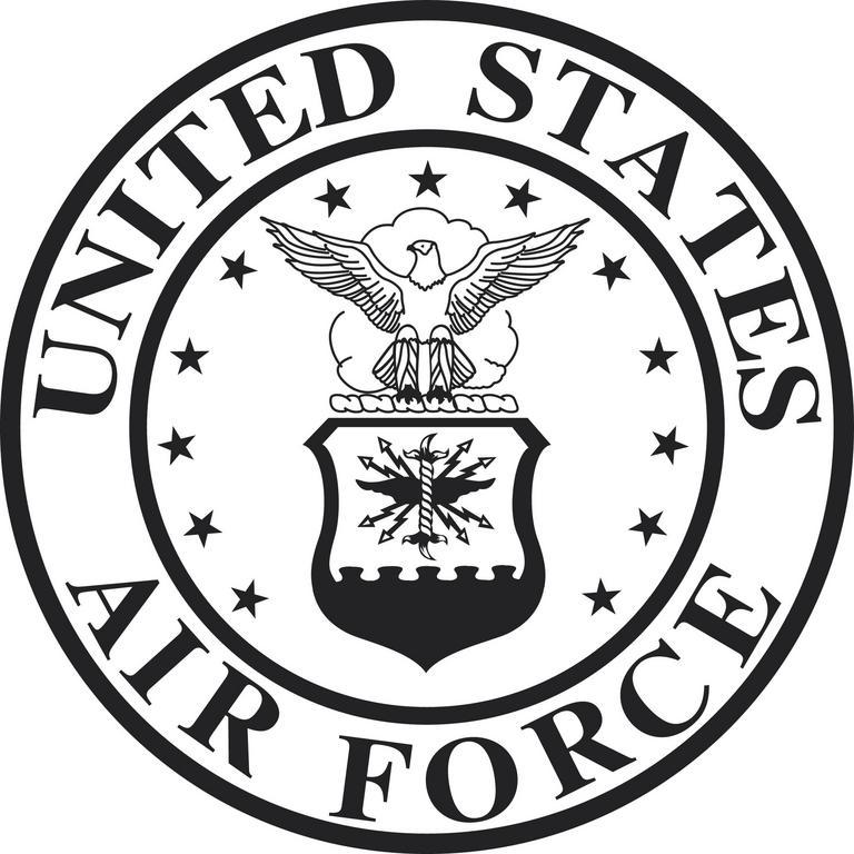 Air Force Logo Clip Art