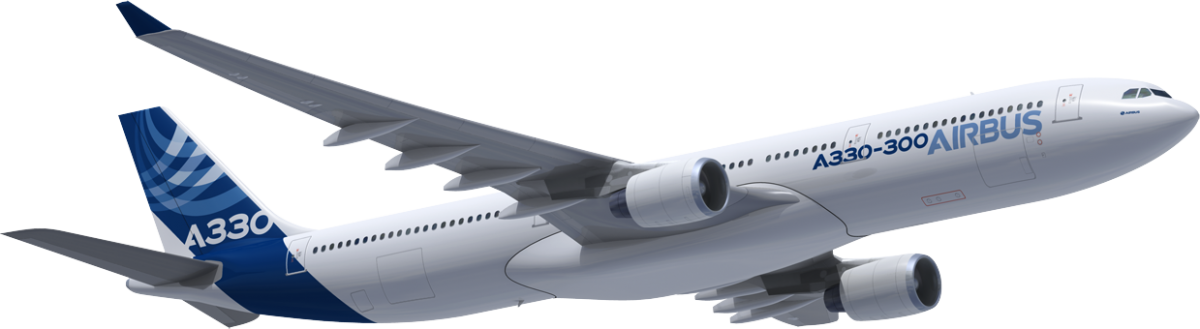 Airbus PNG Clipart
