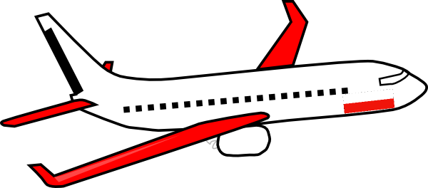 Airplane Clipart No Background-airplane clipart no background-1
