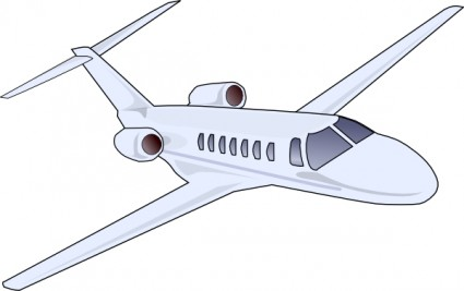 Airplane Aircraft Clip Art .-Airplane aircraft clip art .-2