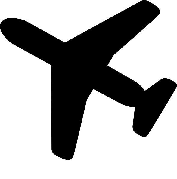 Airplane Clip Art-Airplane Clip Art-3