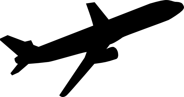 Airplane Clip Art At Clker Com Vector Clip Art Online Royalty Free