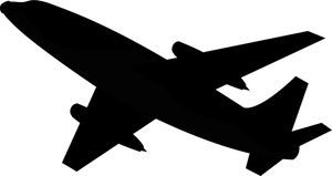 Airplane Clip Art Images Airplane Stock Photos Clipart Airplane