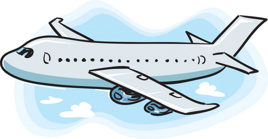 Airplane Clipart Images Clip Art No Background Panda