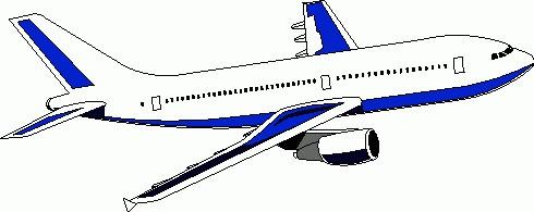Airplane Clipart clip art