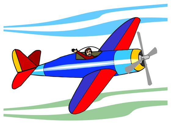 Airplane Clipart Clipart Cliparts For Yo-Airplane clipart clipart cliparts for you 3-6