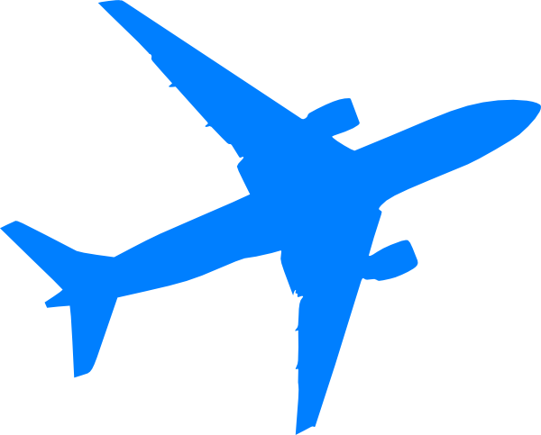 Plane Clipart Black And White - ClipArt Best