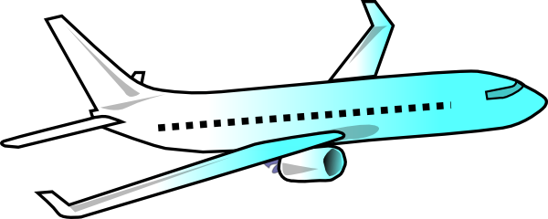 Airplane Plane Clip Art At-Airplane plane clip art at-7