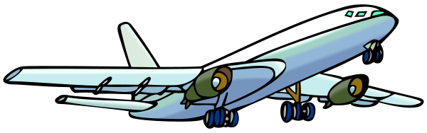 Airplane plane clip art at vector clip art free clipartwiz 2