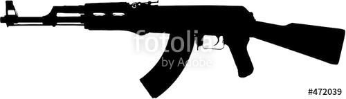 Ak 47 Clip Art