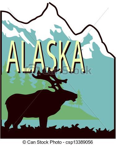 Alaska Clipart-Alaska clipart-2