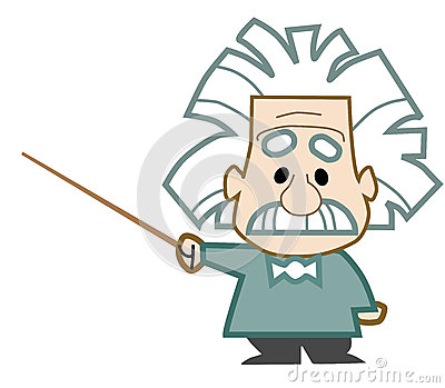 Albert Einstein Cartoon Eps ..-Albert Einstein Cartoon Eps ..-4