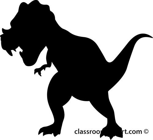 albertosaurus silhouette clipart. Size: -albertosaurus silhouette clipart. Size: 40 Kb-11