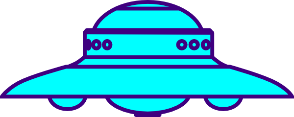 Alien ufo clipart the cliparts 2