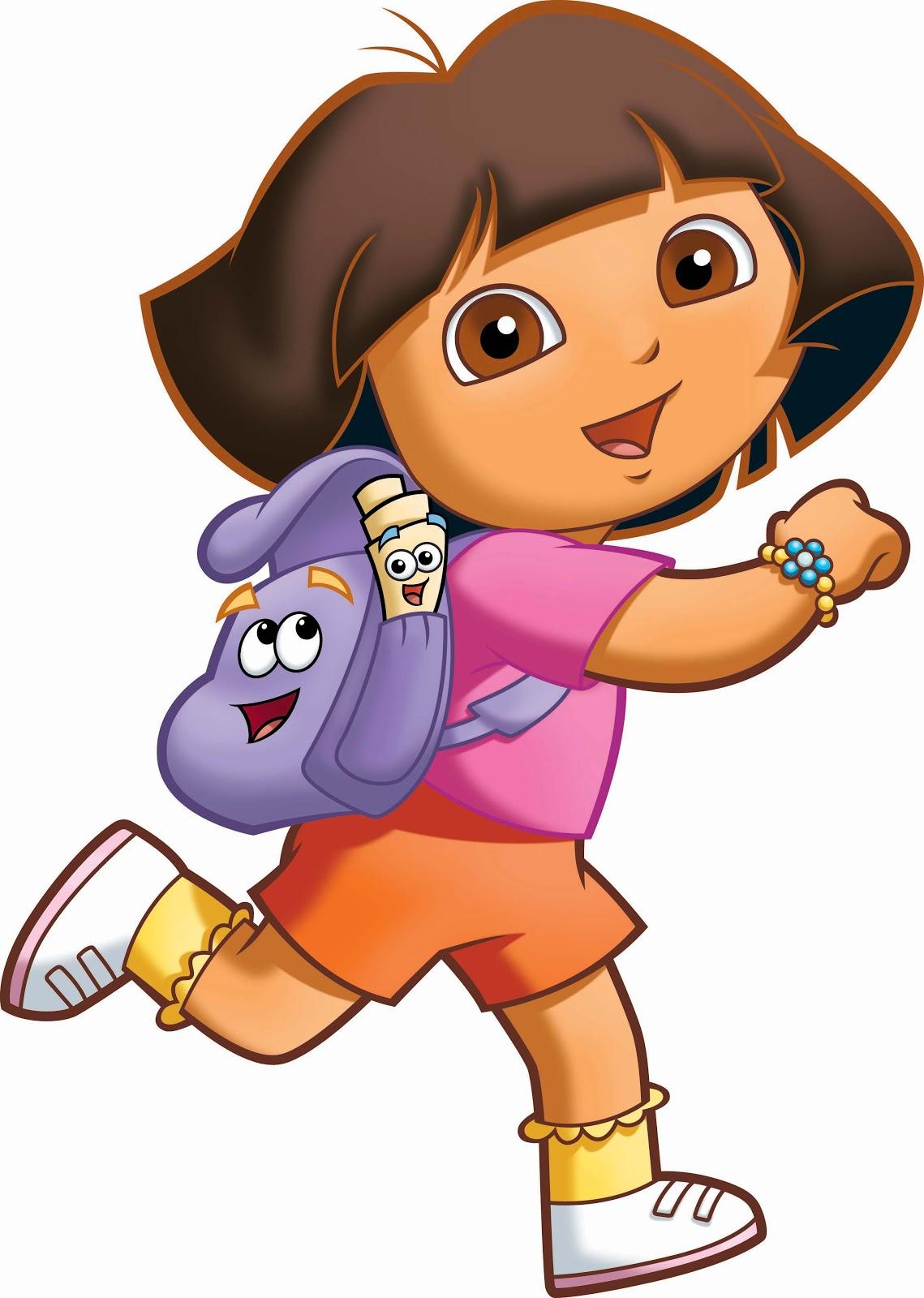 Dora Clipart