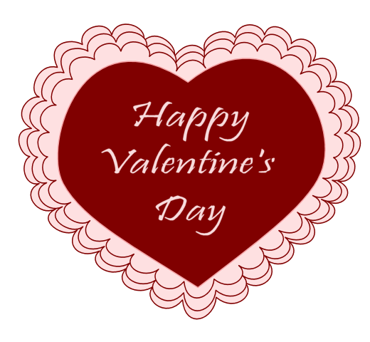 All Free Valentine S Day Transparent Png-All Free Valentine S Day Transparent Png Graphics And Clip Art By-4
