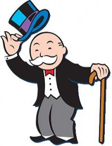 All kinds of Monopoly clipart...FREE!