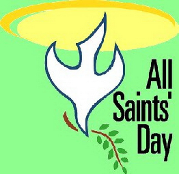 All Saints Day Clipart Picture