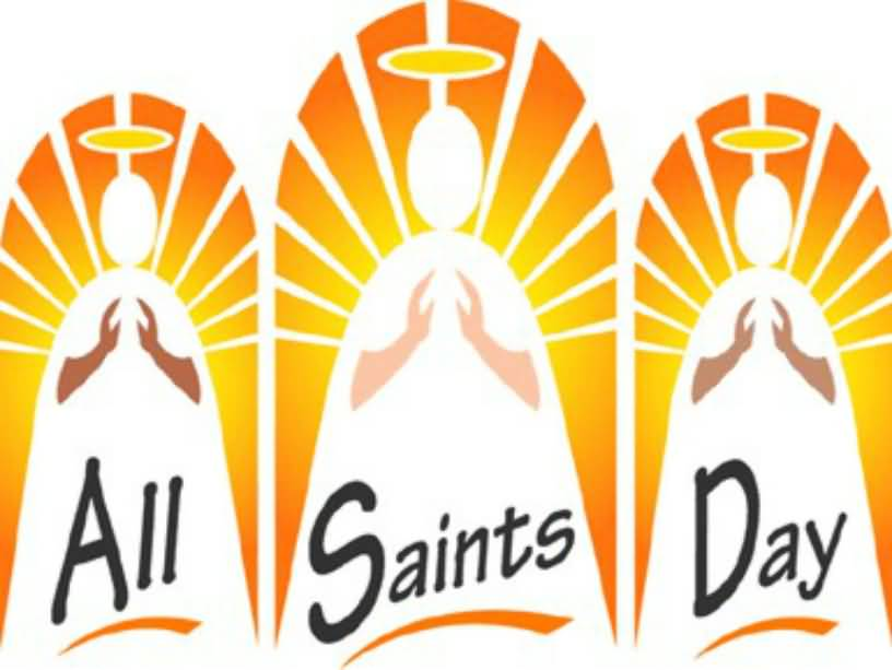 All Saints Day Wishes Picture .