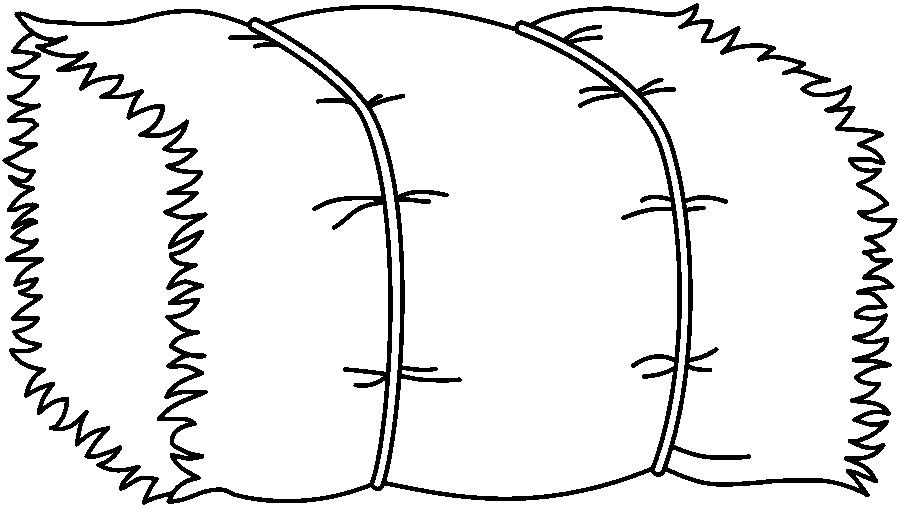 Hay Clip Art