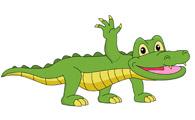Alligator Clipart Size: 64 Kb-Alligator Clipart Size: 64 Kb-6