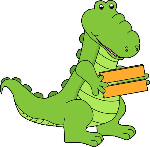 Alligator Holding an Equal Sign-Alligator Holding an Equal Sign-14